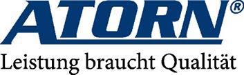 Логотип бренда atorn
