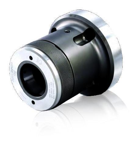 Фото товара Цанговый токарный патрон CR80A8 D=80 на короткий конус