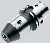 Фото Сверлильный патрон для станков с ЧПУ HSK-A 100-107 / 1,0-13 DIN 69893-1 (HSK) kemmler