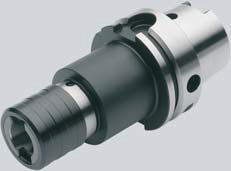 Фото Быстросменный резьбовой патрон HSK-A 100 M3-M14; Тип.Разм.:1 DIN 69893-1 (HSK) kemmler