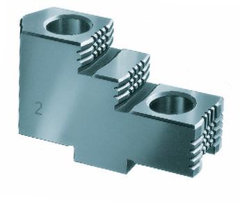 Фото Обратные накладные кулачки для токарного патрона UB RÖHM DURO-T, Ø=200 mm-RO-94013 rohm