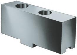 Фото Цельные накладные кулачки для токарного патрона 3 AB RÖHM DURO-T, XL, Ø=160 mm-RO-137055 rohm