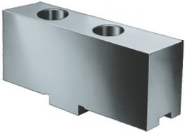 Фото Цельные накладные кулачки для токарного патрона 3 AB RÖHM DURO-T, XL, Ø=200 mm-RO-137056 rohm