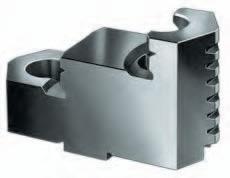 Фото Кулачки накладные для патрона 3 RÖHM, Ø=350/400 mm-RO-108051 rohm