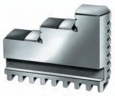 Фото Кулачки прямые цельные для токарного патрона 3  RÖHM, Ø=200 mm-RO-110160 rohm