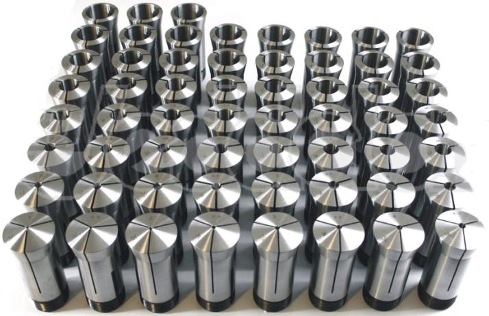Фото товара Цанги типа  385 E (5C) 1-30 mm, 0.5 mm шаг / 06-SATZ-385E0,5