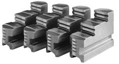 Фото Обратные кулачки ступенчатые закаленные для токарного патрона, d=100 mm-ZE-HUB43-100 zentra