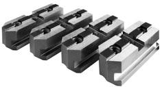 Фото Кулачки для патрона независимые кулачки закаленные, d=400 mm-ZE-GB43-400 zentra