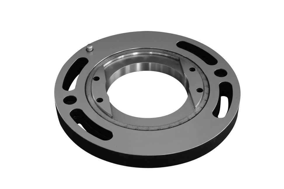 Фото Поворотная пластина для тисков CMC-200-ZE-CMC-200D zentra