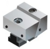 Фото Подвижные губки для тисков станочных F612 - 75 mm, smooth-ZE-MFS-75GB zentra