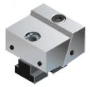 Фото Подвижные губки для тисков станочных F611 - 50 mm, smooth-ZE-MFS-50GB zentra