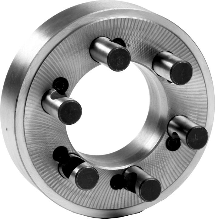 Фото Планшайба для токарных патронов D=250 mm, Kk 5-ZE-FP9-250/5 zentra