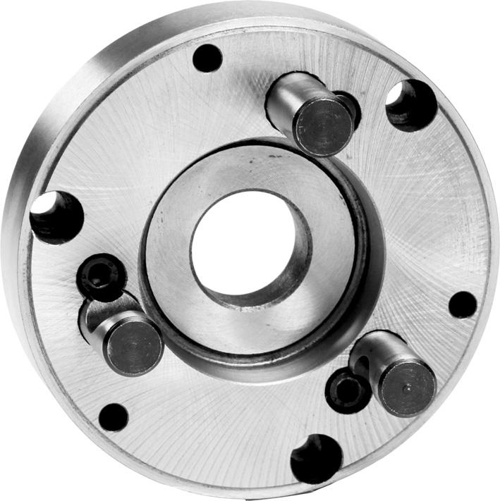 Фото Планшайба для токарных патронов D=400 mm, Kk 6-ZE-FV9-400/6 zentra