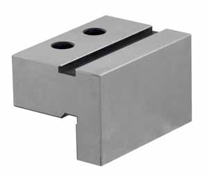 Фото Губки для станочных тисков точные экстра высокие CMC-100 mm-ZE-CMC-100GH zentra