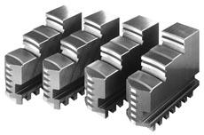 Фото Обратные ступенчатые кулачки для токарного патрона 4, d=500 mm-ZE-DB36-500 zentra