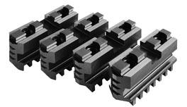 Фото Кулачки (рейки) закаленные для токарного патрона 4 d=250 mm-ZE-GB36-250 zentra