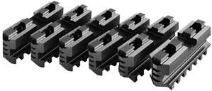 Фото Кулачки для патрона независимые кулачки закаленные, d=250 mm-ZE-GB38-250 zentra